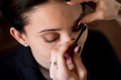 application mascara