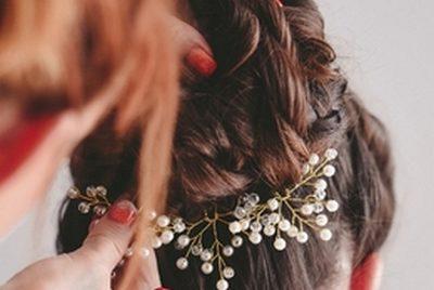 bijoux coiffure mariée