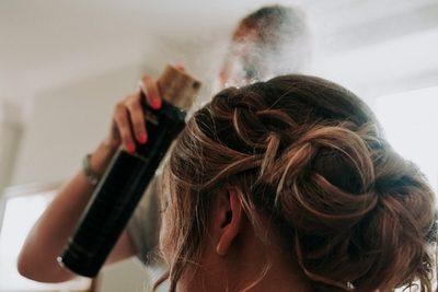 coiffure soirée à domicile