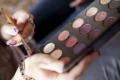 palette maquillage professionnelle